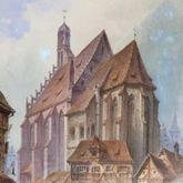 Frauenkirche mit Obstmarkt