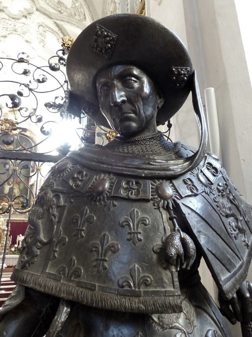 Philipp der Gute (Innsbruck) Büste