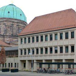 Erweiterungsbau des Polizeipräsidiums