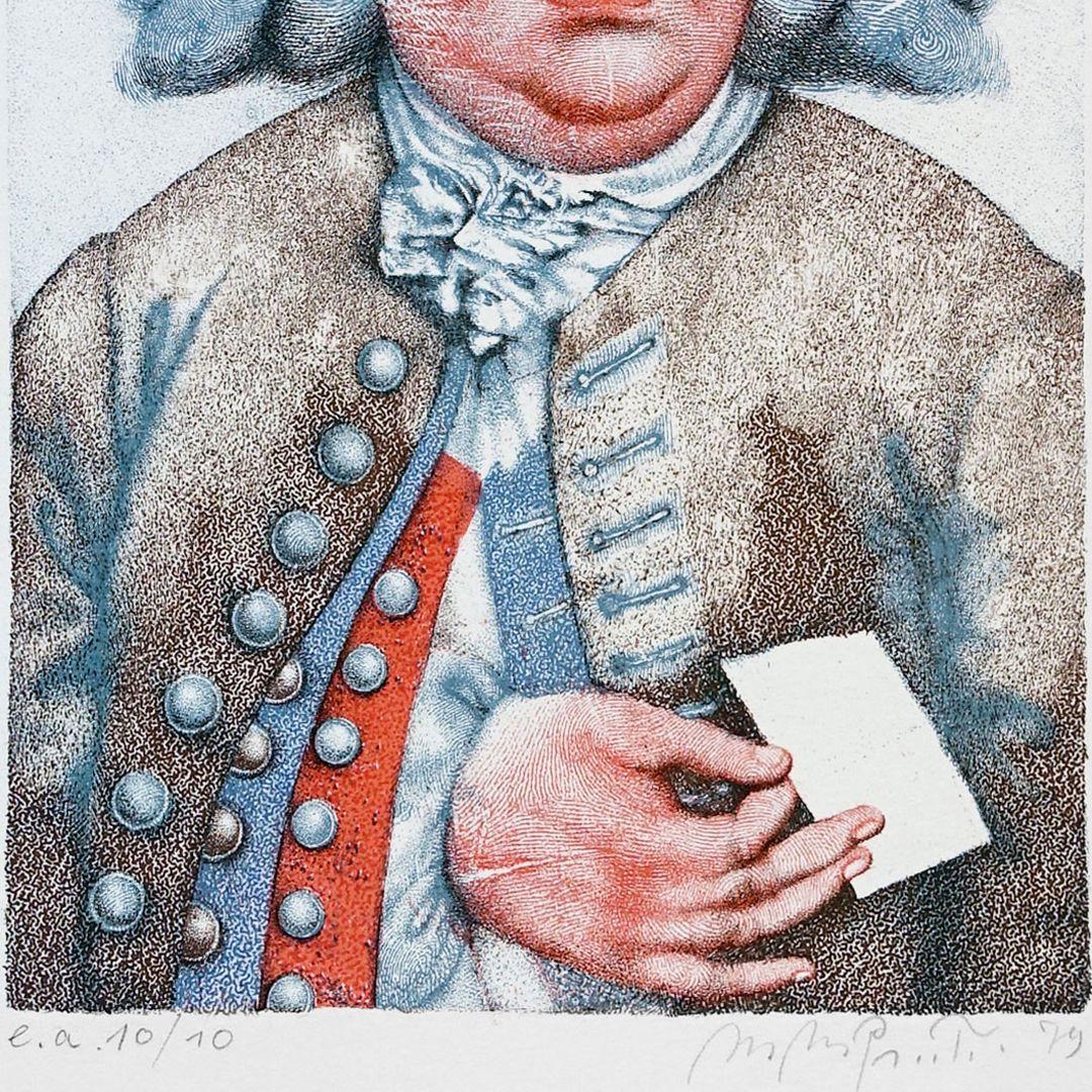 Johann Sebastian Bach Detail