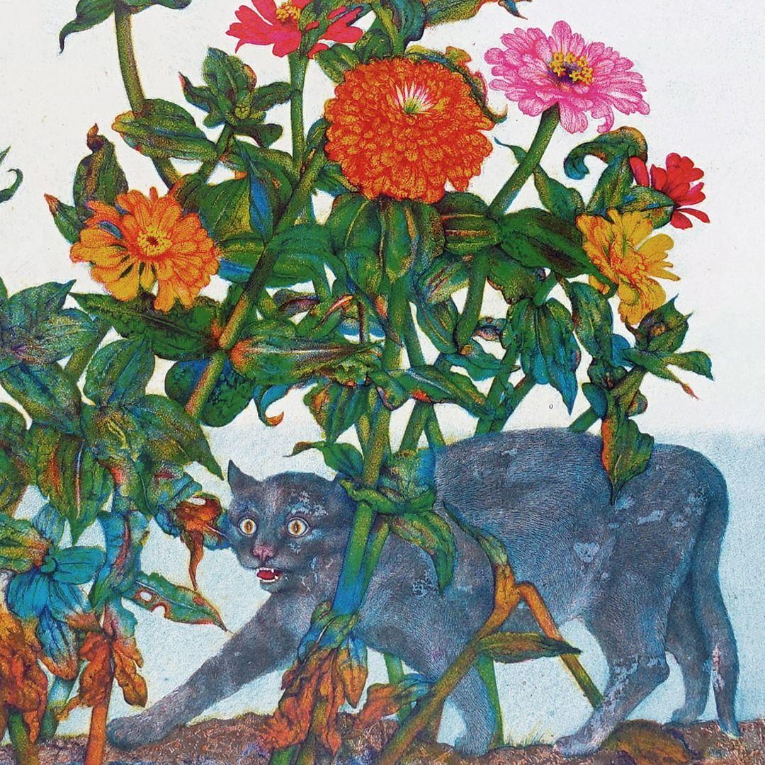 In meinem Garten Eden Detail