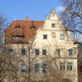 Wohnhaus, Hallerwiese