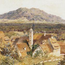 Rückersdorf mit Moritzberg