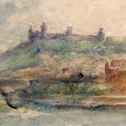Alte Mainbrücke und Festung Marienburg in Würzburg