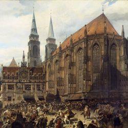 Die Alte Schau in Nürnberg