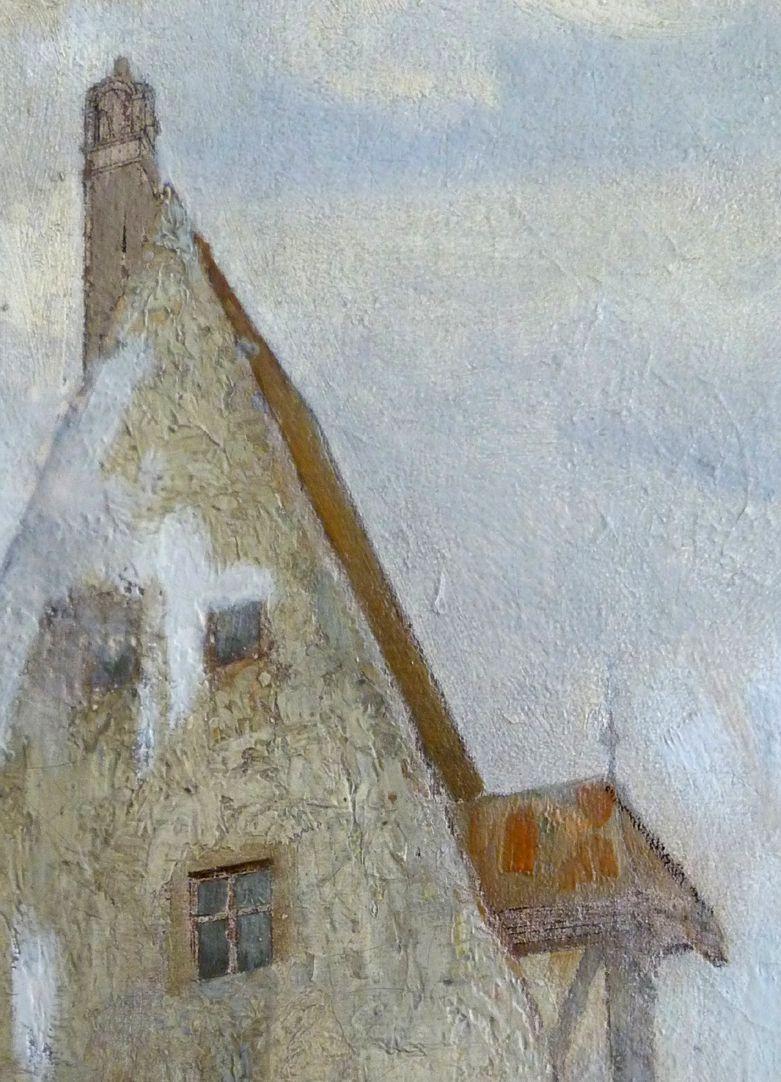 Schöner Brunnen und Meyer´sches Haus Detail