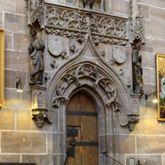Portal der Sakristei
