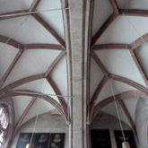 Obere Sakristei, Gewölbe