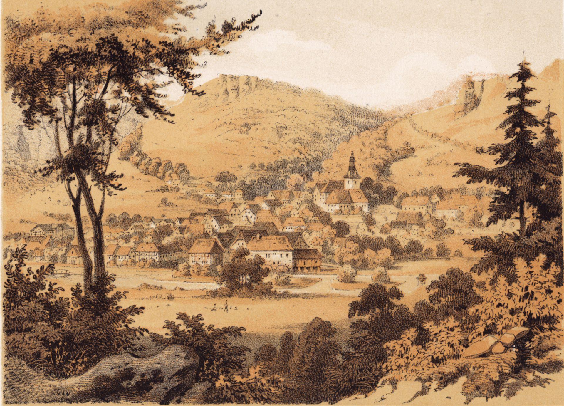Muggendorf Bildausschnitt