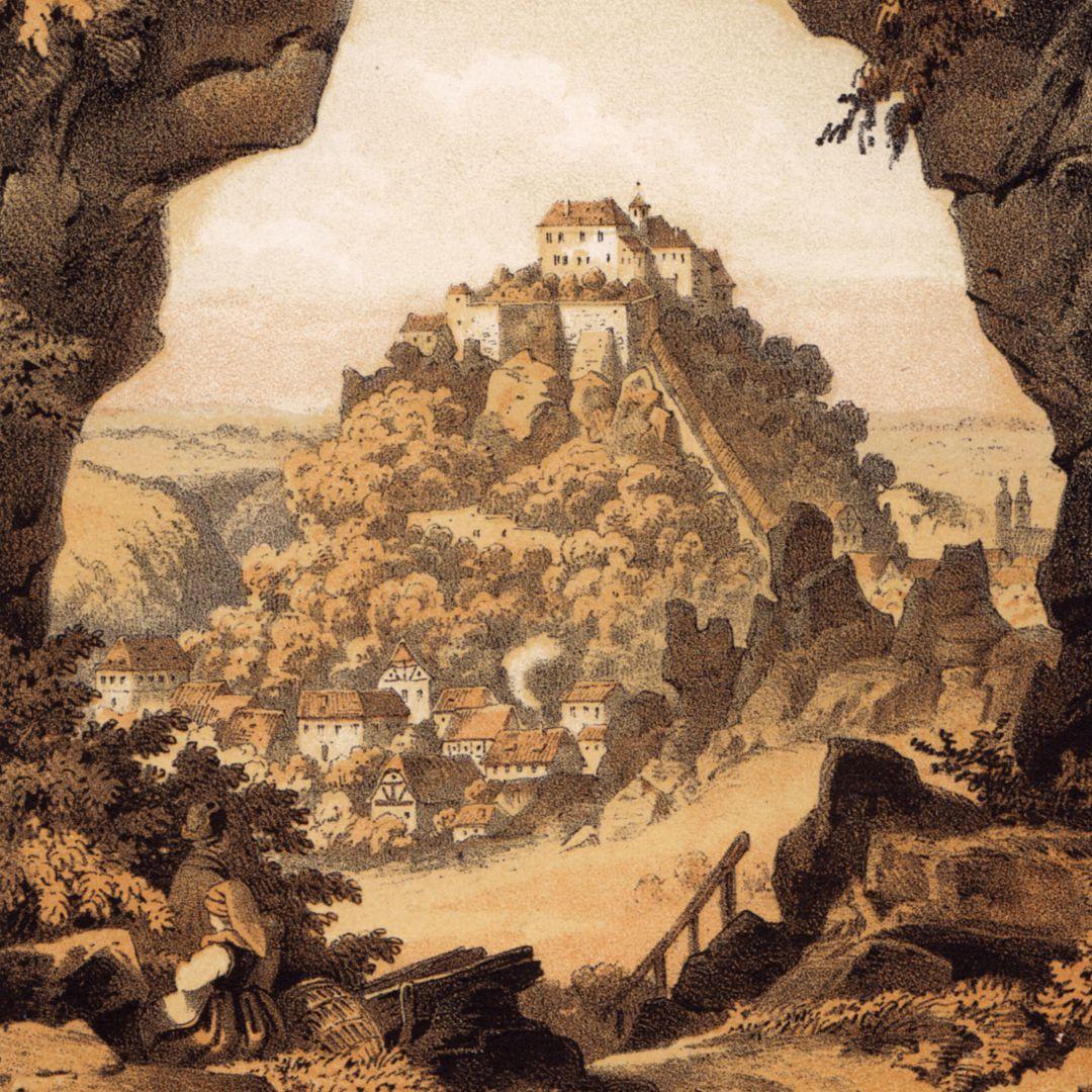 Gössweinstein Detail