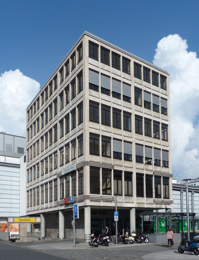 Bürohochhaus Hertie Bürohochhaus Hertie
