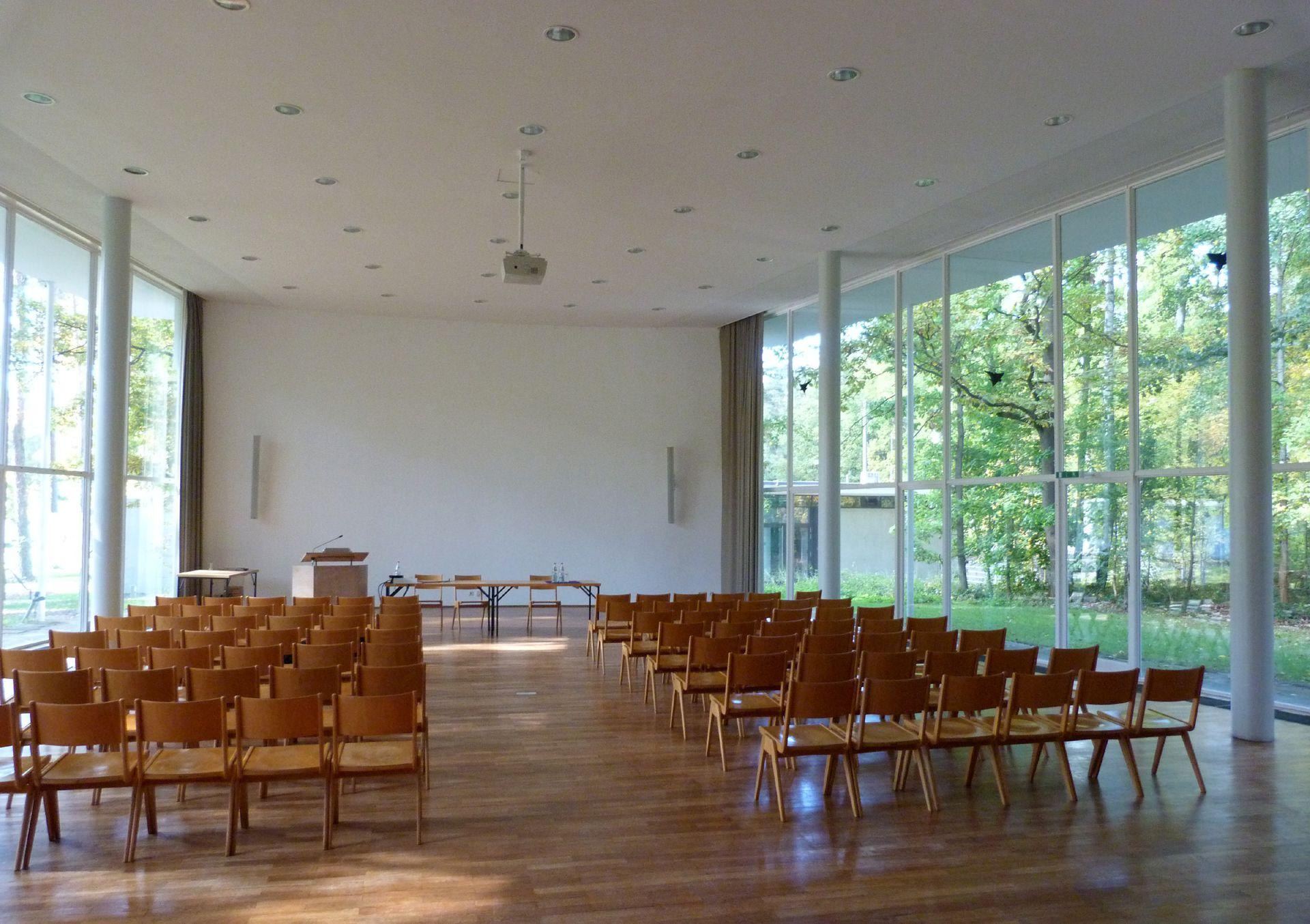 Akademie der Bildenden Künste Hörsaal