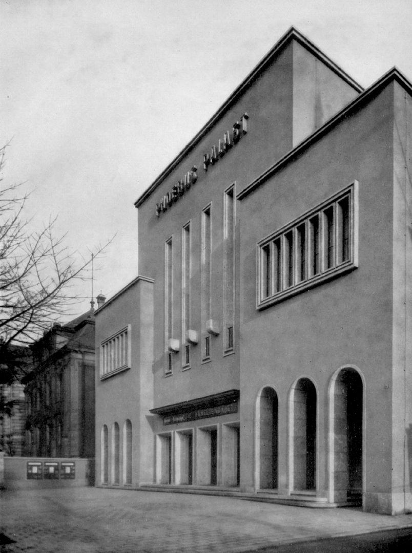 Phoebuspalast Phoebuspalast / Foto aus: Nürnberger Kunst der Gegenwart, 1928