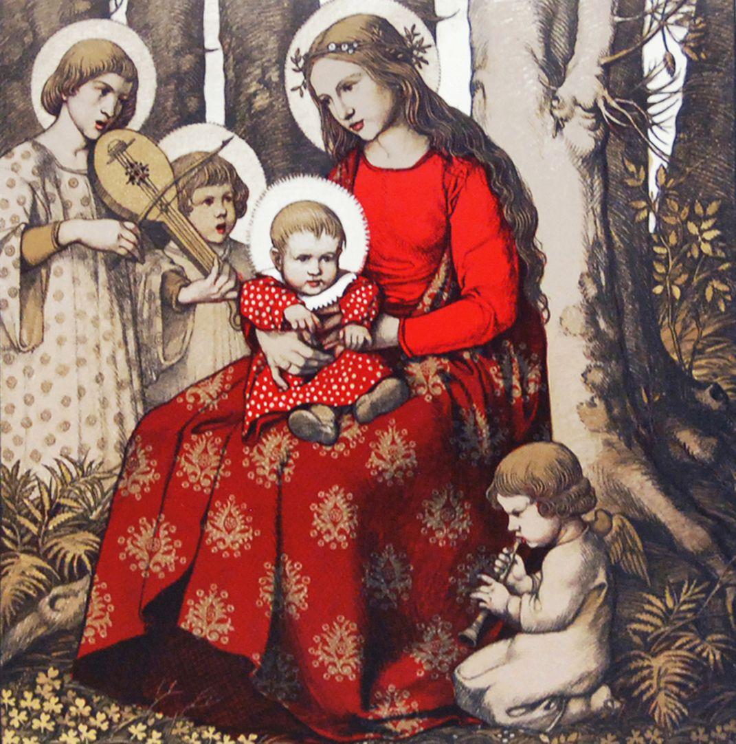 Maria im Walde Gesamtansicht