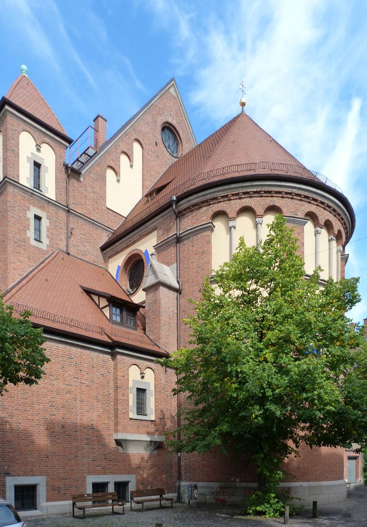 St. Anton Apsis