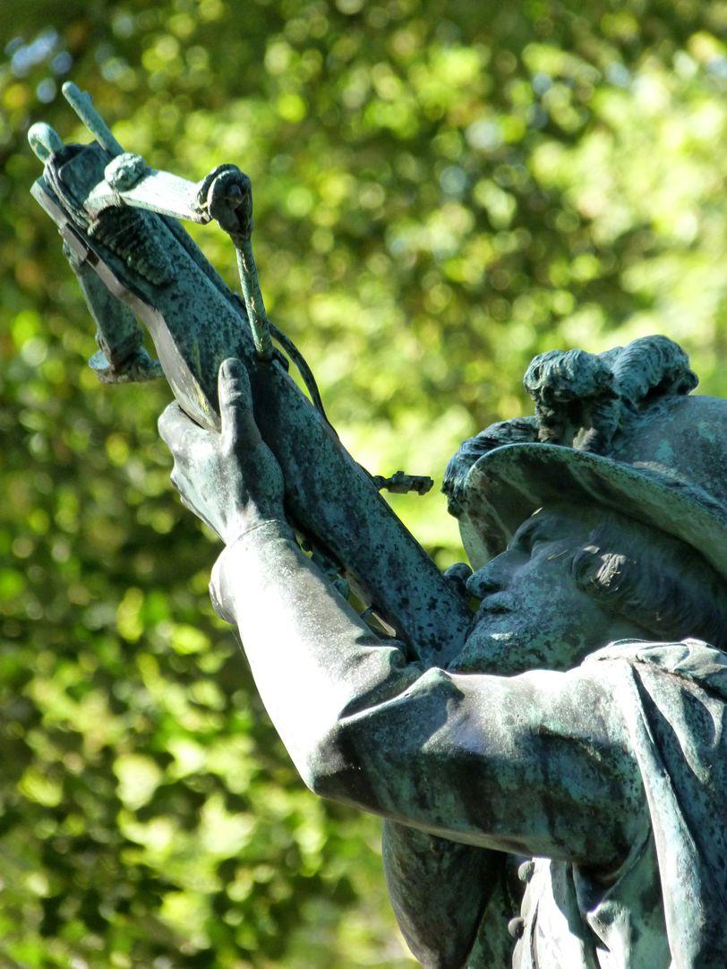 Schnepperschützenbrunnen Armbrust
