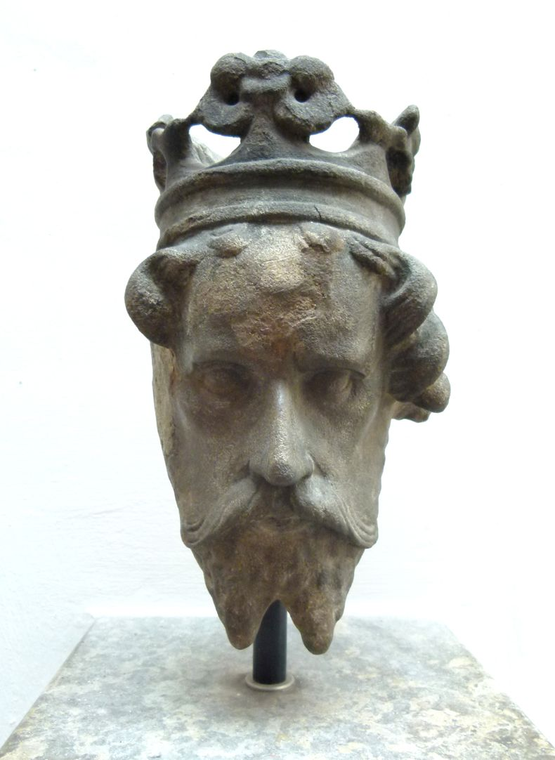 Schöner Brunnen König Artus