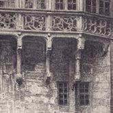 Großer Rathaushof, Hofgalerie von Hans Beheim