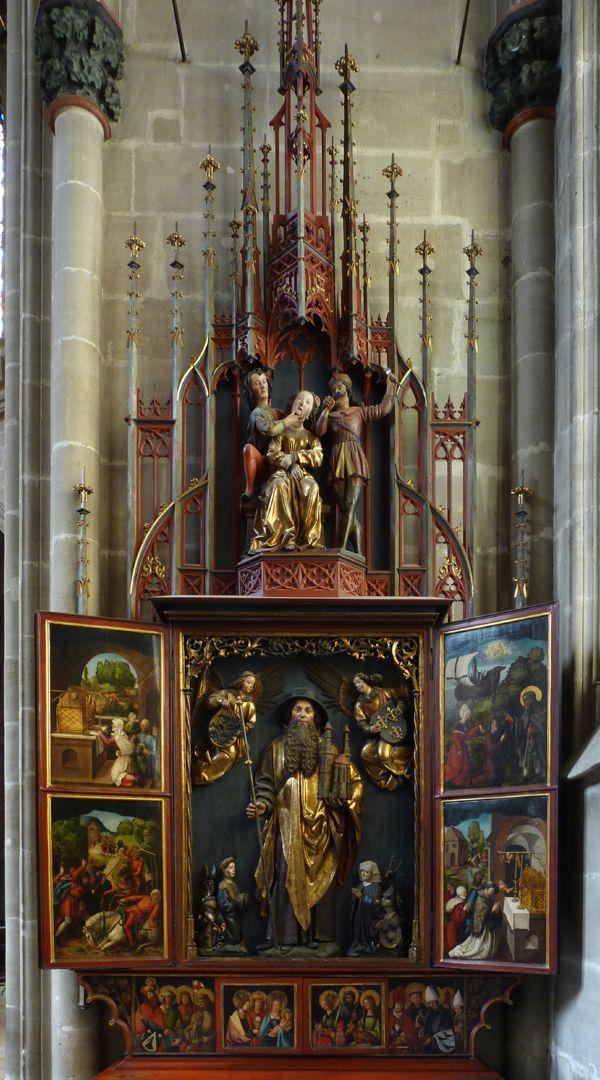 Sebaldus  Altar Gesamtansicht