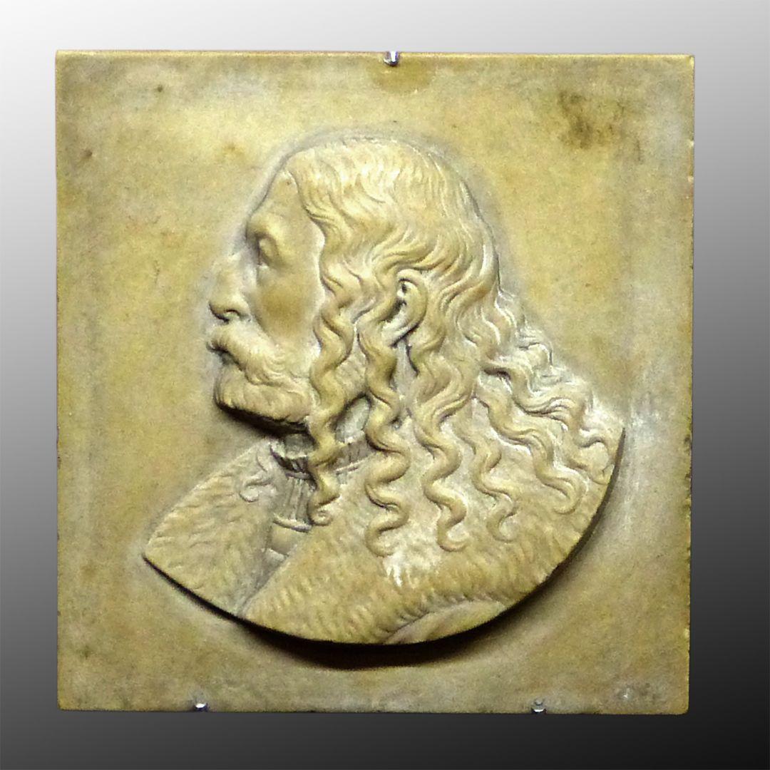 Bildnis Albrecht Dürers