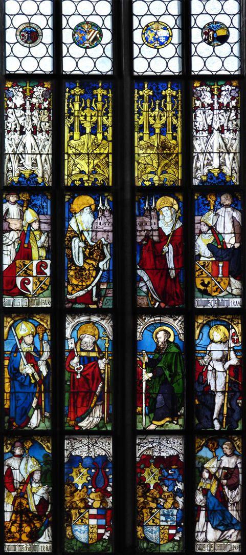 Bamberger Fenster Gesamtansicht