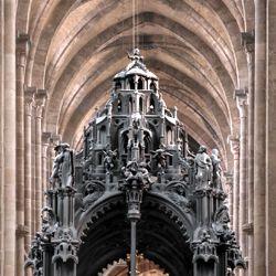 Sebaldusgrab (Ostseite)