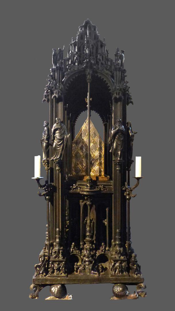 Sebaldusgrab (Westseite) Gesamtansicht