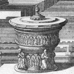 """""""Urbis Norimbergensis Insigniorum Templorum …"""" St. Sebald"""