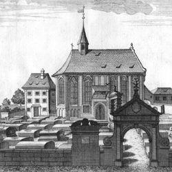 """""""Der so genanndte Kleine oder Prediger Kirchhof..."""""""