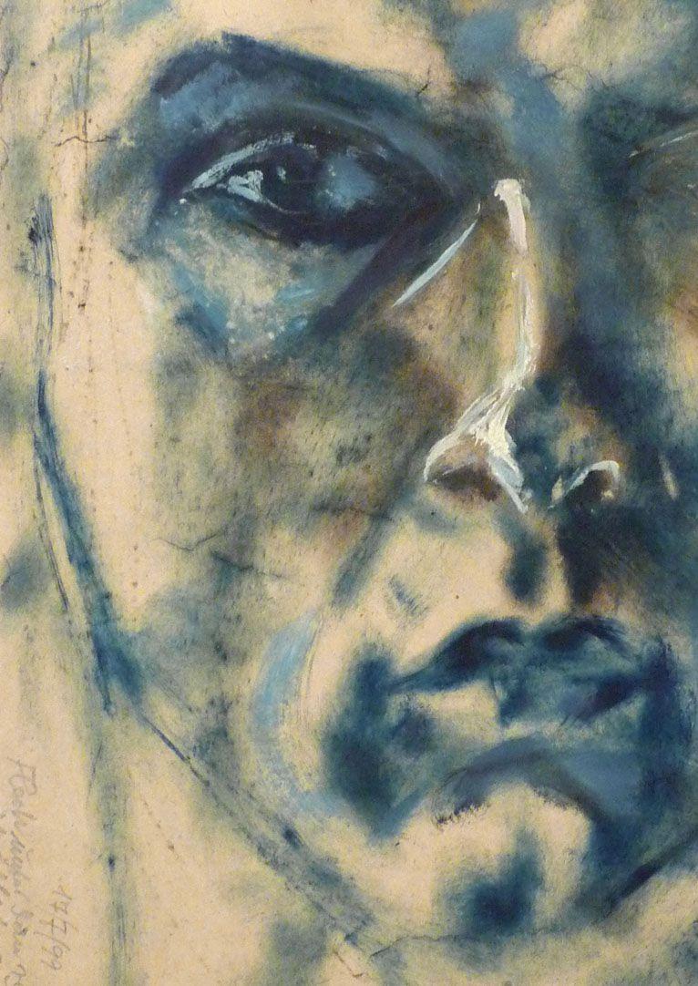 Selbstportrait Detail