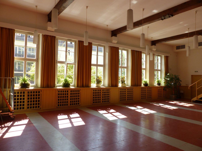 Arbeiterunterkünfte (heute August-Meier-Siedlung) Ess- und Festsaal