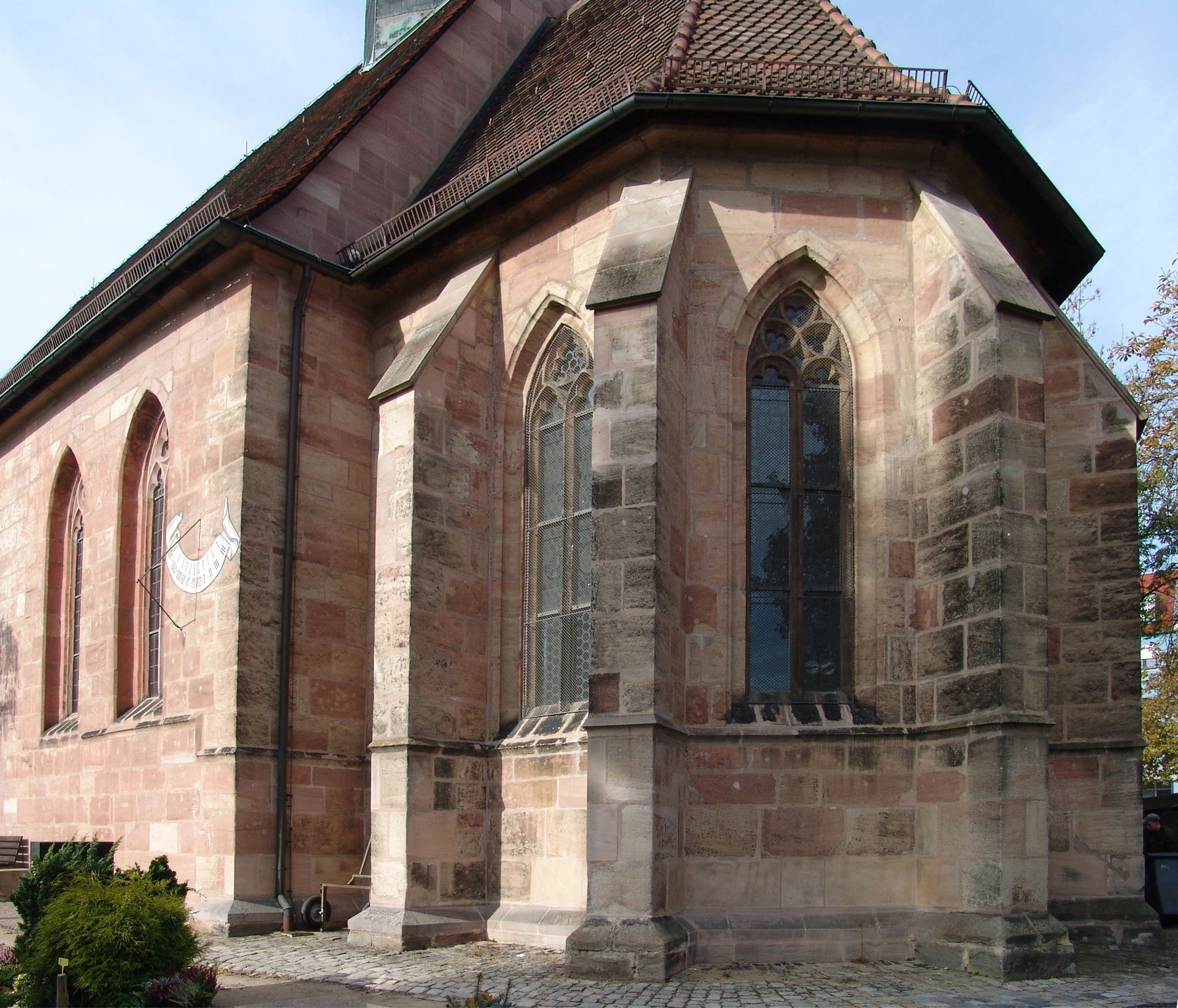 St.Jobst Chor, 1356