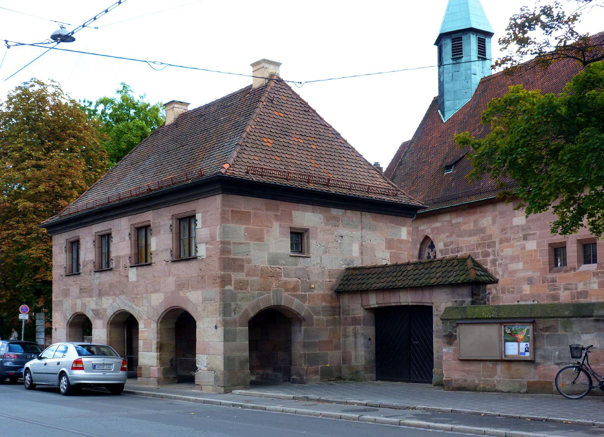 St.Jobst Pförtnerhaus, Fritz Mayer, 1938