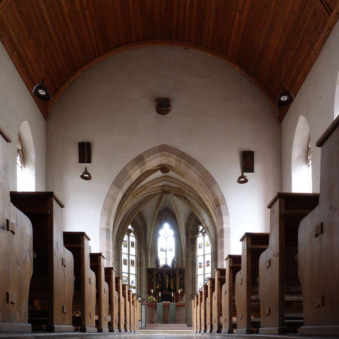 St.Jobst Inneres, 1356-1891, 1948