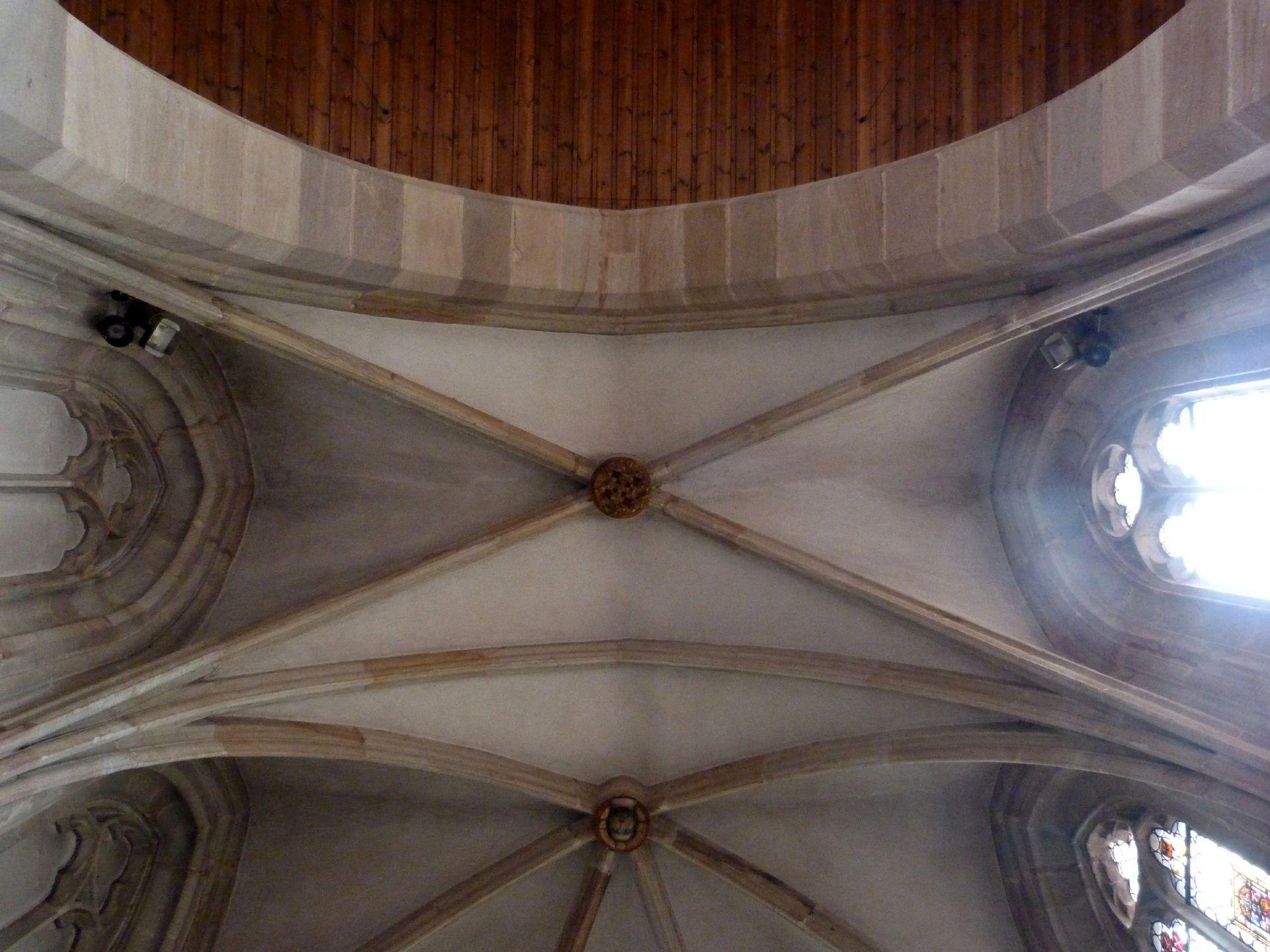 St.Jobst Chorgewölbe, 1356