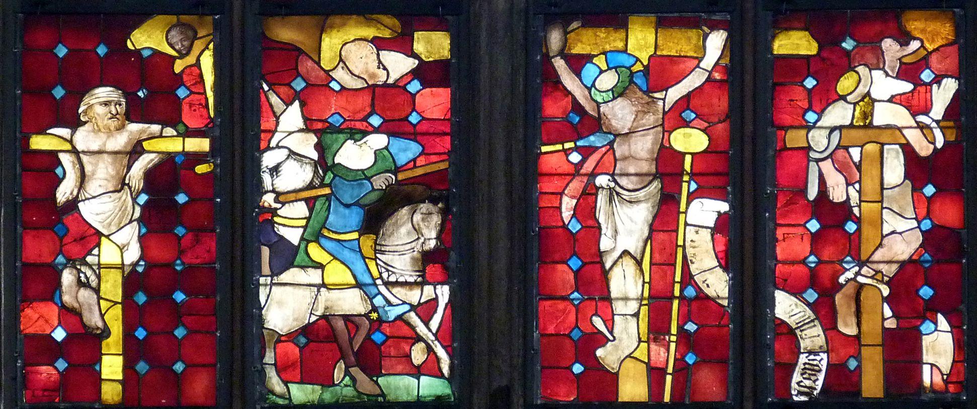 Tucher-Fenster Sechste Zeile