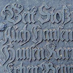 Epitaph von Veit Stoss und Erben