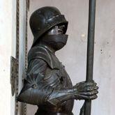 Bronzestatue Ottos IV. v. Henneberg (Römhild)