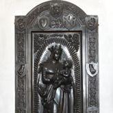 Gedächtnisanlage des Albrecht v. Brandenburg: Maria auf der Mondsichel