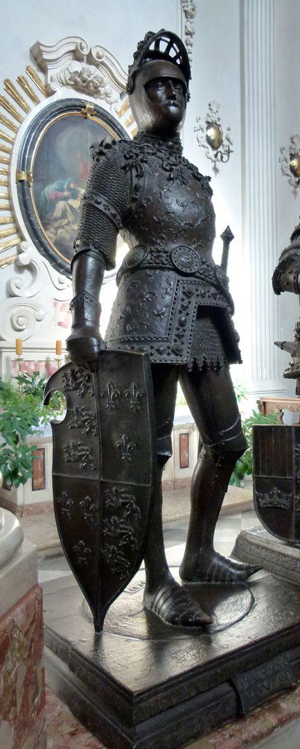 König Artus Vorderseite