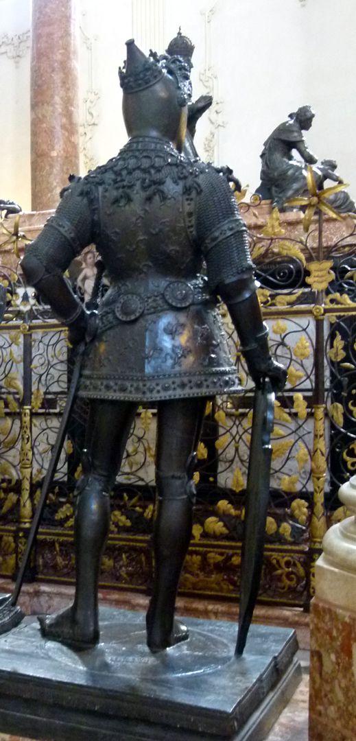 König Artus Rückseite