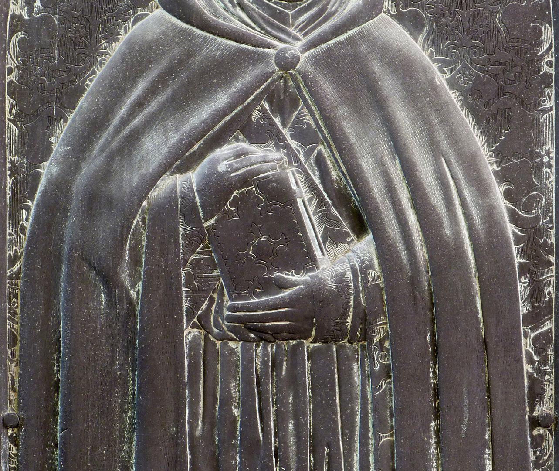Balthasar von Neuenstadt Oberkörper