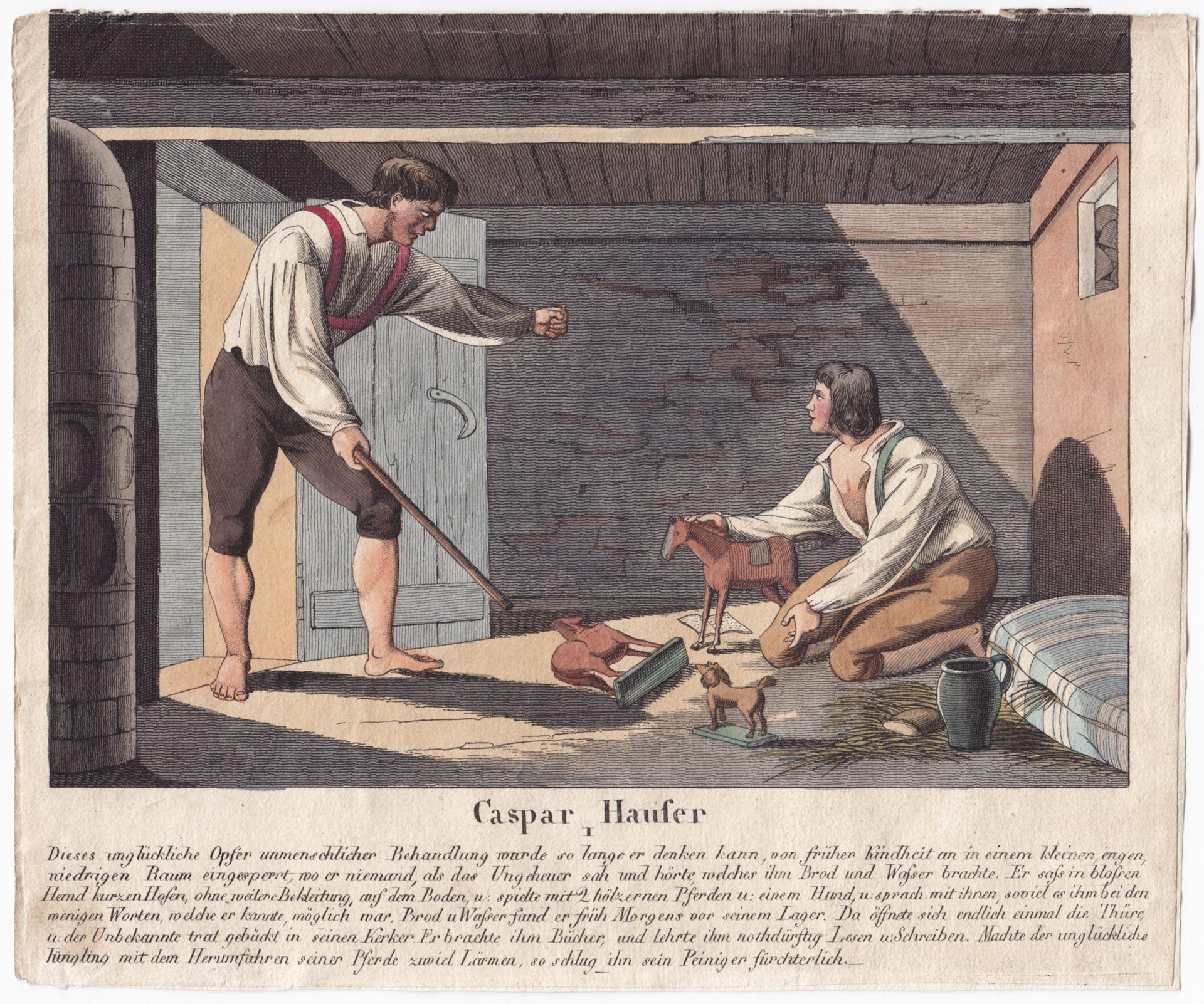Caspar Hauser  I Gesamtansicht