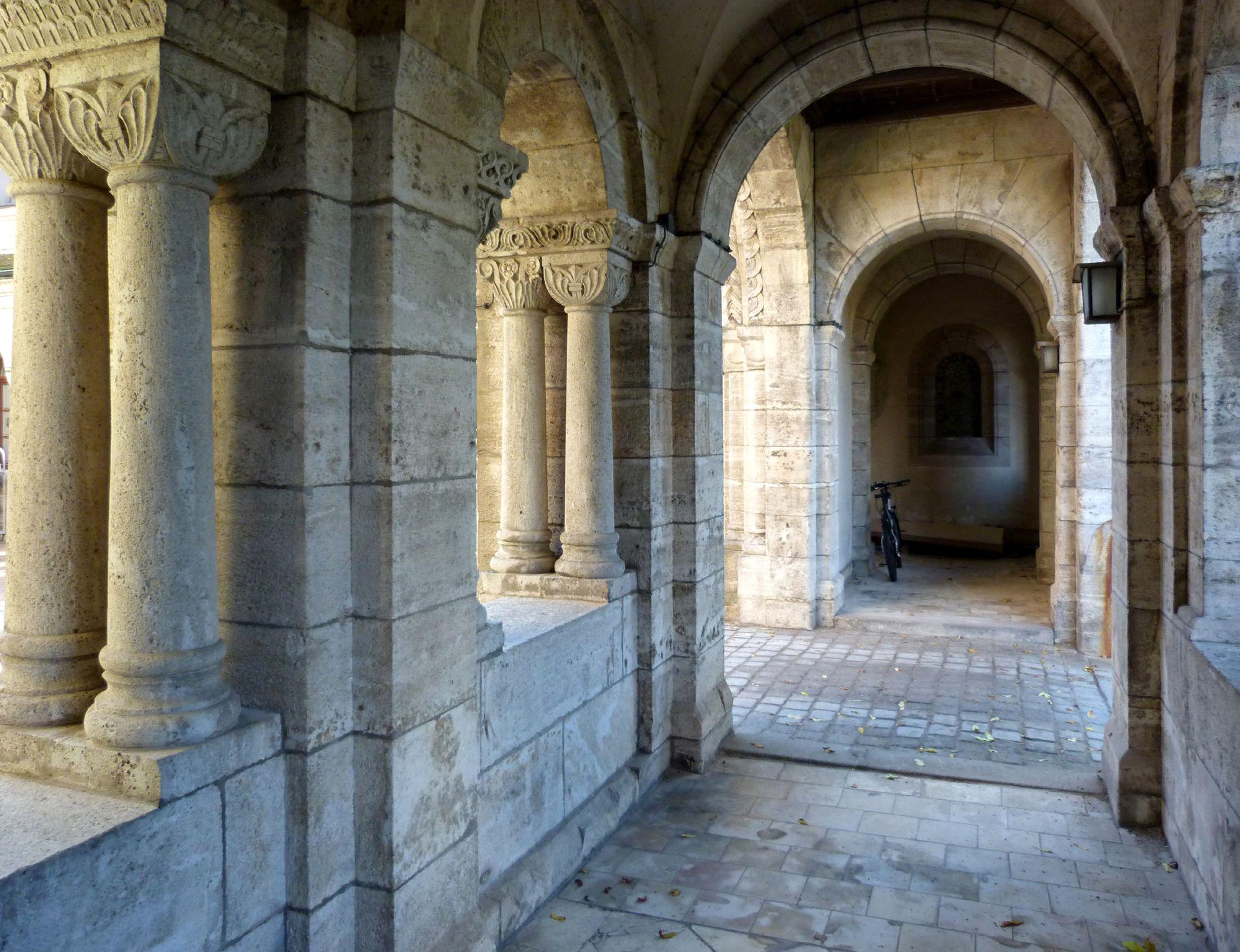 """Schloss Faber-Castell """"Kreuzgang"""""""