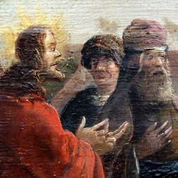 """""""Die Jünger raufen am Sabbath Ähren aus"""""""