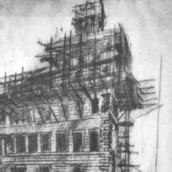 Altes Rathaus, Wiederaufbau
