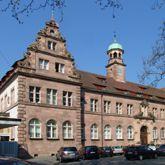 Hauptgebäude des Klinikum Nord