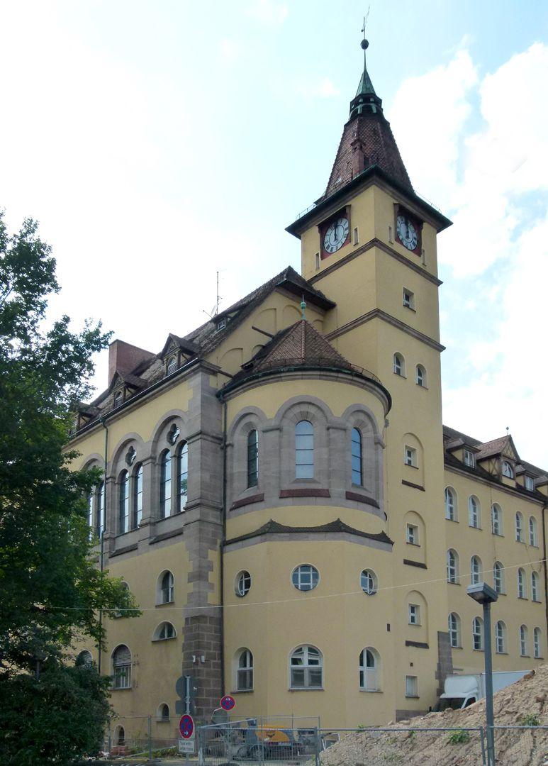 Sebastiansspital Kapelle