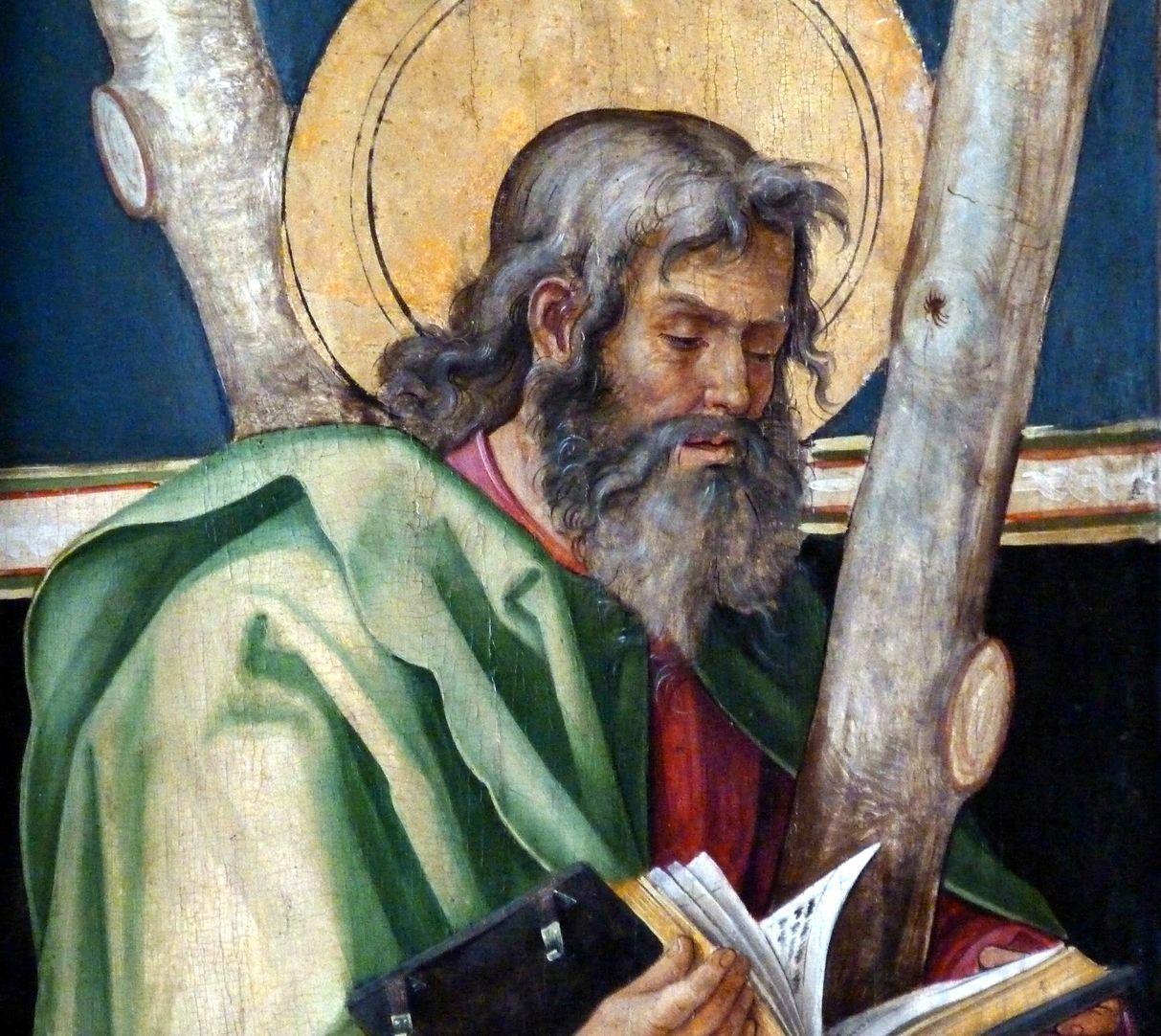 Wendelsteiner Dreikönigsaltar St. Andreas, Detail