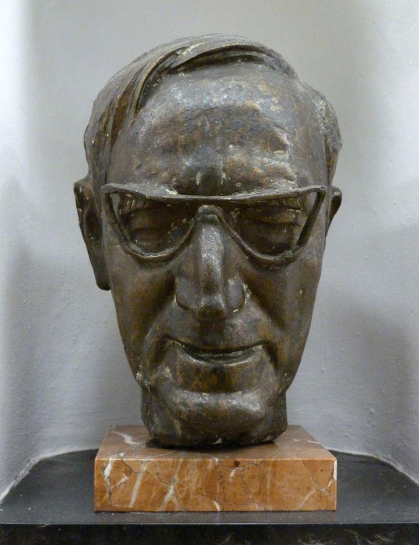Wilhelm Rieger Frontalansicht